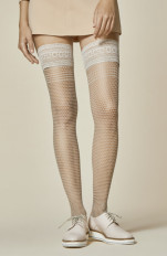 Stay-ups Fiore - Risk Stockings 40den