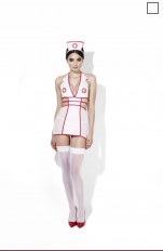 Sjuksköterska Fever - 45305 Nurse Feel Better Dress Set