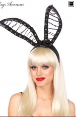 Maskeradkläder Leg Avenue - A2751 Oversized bendable bunny ears