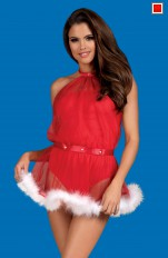 Jul / Jultomte Obsessive - Santastic Dress