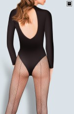 Strumpbyxor Gabriella - Kabarette Collant 155 Net Tights