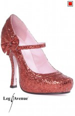 Sexiga Pumps Leg Avenue -  LA423-Ruby