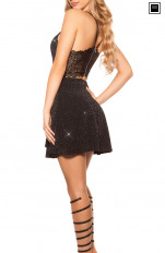 Klänningar Forever Sexy - K19751 Sexy Dress With Lace