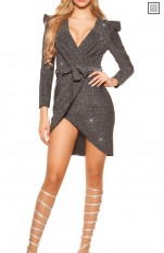 Klänningar Forever Sexy - K3156 Mini Dress