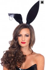 Maskeradkläder Leg Avenue - A2737 Wet Look Bendable Pierced Bunny Ears