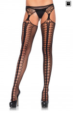 Garter stockings Leg Avenue - 1062 Garter Stockings