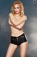 Shorts  och hotpants 7heaven - Dizer Wet-look & Lack Shorts
