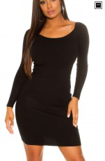 Klänningar Forever Sexy - 7020 Sweater Seamless Dress