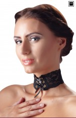 Andra tillbehör Cottelli Collection - 2450364 Choker Lace