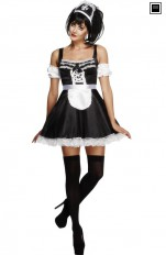 French Maid  Fever - 31212  French Maid Kostym