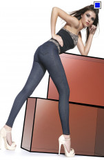 Leggings Bas Bleu - Blanka Leggins